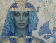 Sacred Feminine Divine / by Lisa Claudia Briggs