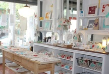 shop and market display / by Allison Holland