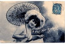 Vintage Images & Printables / by Stephanie Wallace