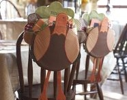 Turkey Day Decor and Crafts / by Stephanie Goldsmith