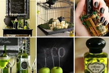 Halloween Party: Absinthe Themed / by Adalune