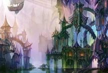 Fantasy Art 2 / by Jennifer Hunter