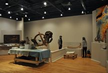 New Exhibit: Journey From Our Prehistoric Past / Behind the Scenes in the newest exhibit at Roberson Museum in Binghamton, NY. / by Roberson Museum and Science Center