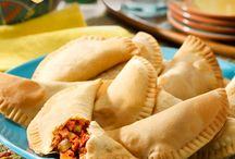 We Heart Empanadas / When it comes to empanadas, the sky is the limit! We love 'em all. / by GOYA Foods