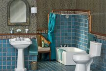 1920s bathroom / by Allen Arrick