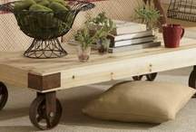 Furniture / refinishing, repurposing, duplicating... love furniture! / by Lori Houston