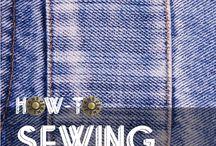 sewing / by Frieda Anderson
