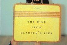 books to read / by Sara Clodfelder