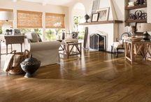 Hardwood floors / by Julie Logosz