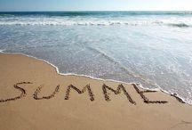 summertime & the livin's easy / by Katherine Lovallo