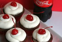 Cherry Coke recipes:) YUMMY♥ / by Sherri Noel