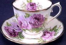 """BEAUTY OF TEA SETS"" / by Bonnie Westerling"
