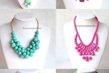 jewelry / by Hannah Harlan-Kunkel