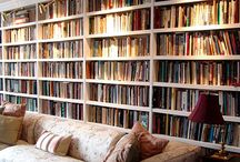 Home: Library / by Jessica Chanel