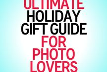Gifts for Men / My holiday gift guide including the best gifts for men (this year with a special emphasis on the best gifts for photography lovers) / by Travels of Adam