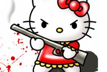 Hello Kitty Overload! / by Tri Trinh
