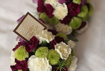 wedding - flowers and centerpieces / by Stephanie