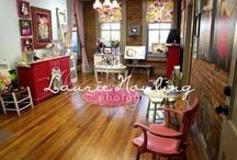 Specific Studio Ideas / by Lynette Weber