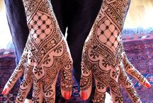 Tattoo and Henna Mahendi / by Hiral Desai
