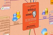 Mind Maps: Books / #mindmaps of books. / by Toni Krasnic