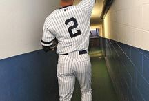 Pride Power Pinstripes / <3 Yankees / by Alysha Tavares