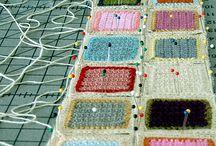 Crochet & knitting / by Sally Mann