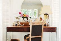desks / by Soleil Anda Tierney
