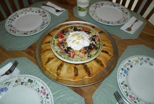 pampered chef recipes / by Kristina Robinson