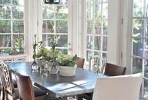 Breakfast room / by Jill Mitchell