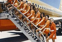 Ardent Air Hostesses / by Mary Kanza