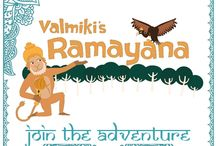 Ramayana by App-Ink / Join the adventure! App-Ink brings indian mythology to life through animated children's e-books. / by Rubina Singh @ Homes & Heels