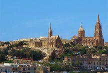 Sunny Malta / by Victor Tribunsky