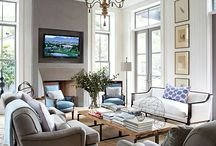 Living Room Ideas / by Marion Green