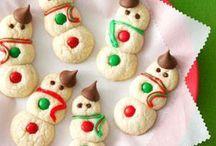Christmas cookies / by Kaycee Jones