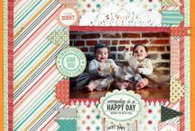 MME Celebrates! For the Girls: Cards, Crafts, Layouts / by My Mind's Eye inc