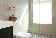 Bathroom ideas / by Jo Grisham Depka