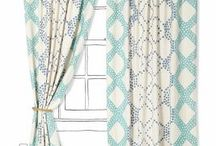Curtains / by Melissa Hinnant Rogers