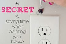 DIY around the house / by Jennifer C.
