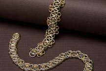 Chain Mail / by Kalmbach Jewelry Making