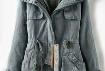 Jackets / by Anna Kirsten Todd