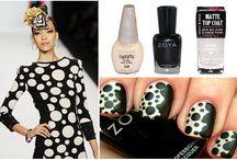Paws and Claws / Nail art, nail polish, nail care / by Rebecca Sanders