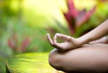 meditation, yoga and inspiration / by Judy Perrone