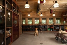 Garages / Storage / by Cathy Lakebrink
