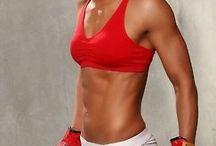 fitness / by Emilee Barker