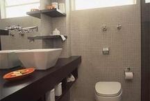 Banheiros e lavabos / by Venicio Borges