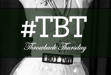 Throw Back Thursday / For throw back Thursday we decided to gather an assortment of images that are some of our vintage favorites. Enjoy! / by Nissa Jewelry