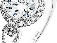 Simon G. Diamond Engagement Rings / We are an authorized Simon G engagement ring dealer.  We guarantee the authenticity of each piece. / by Since1910