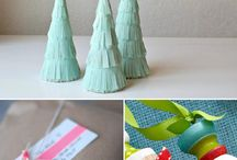 Enchanted Forest / Crafting ideas for the Enchanted Forest at school at Christmas / by Melissa Jervis