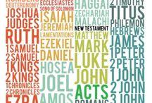 Bible study / by Melissa Augenstein