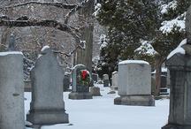 love cemeteries / by Peggy Barrett